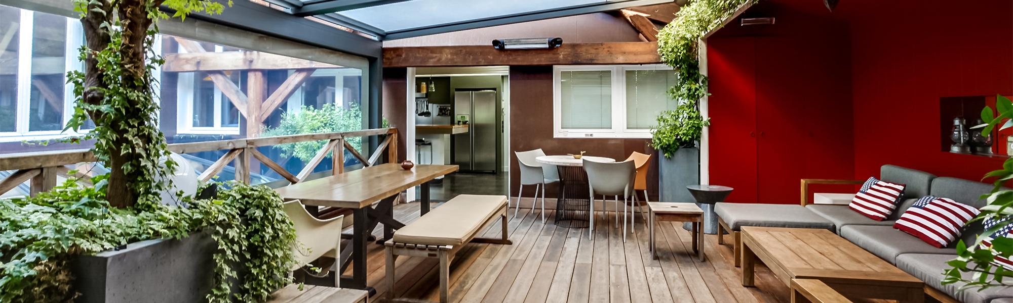 salle atypique bird office. Black Bedroom Furniture Sets. Home Design Ideas