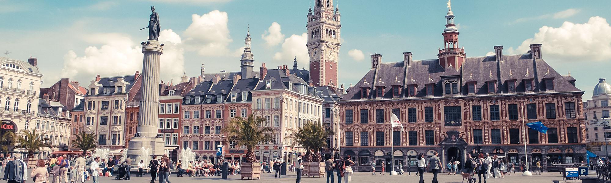 Nos salles de réunion à Lille
