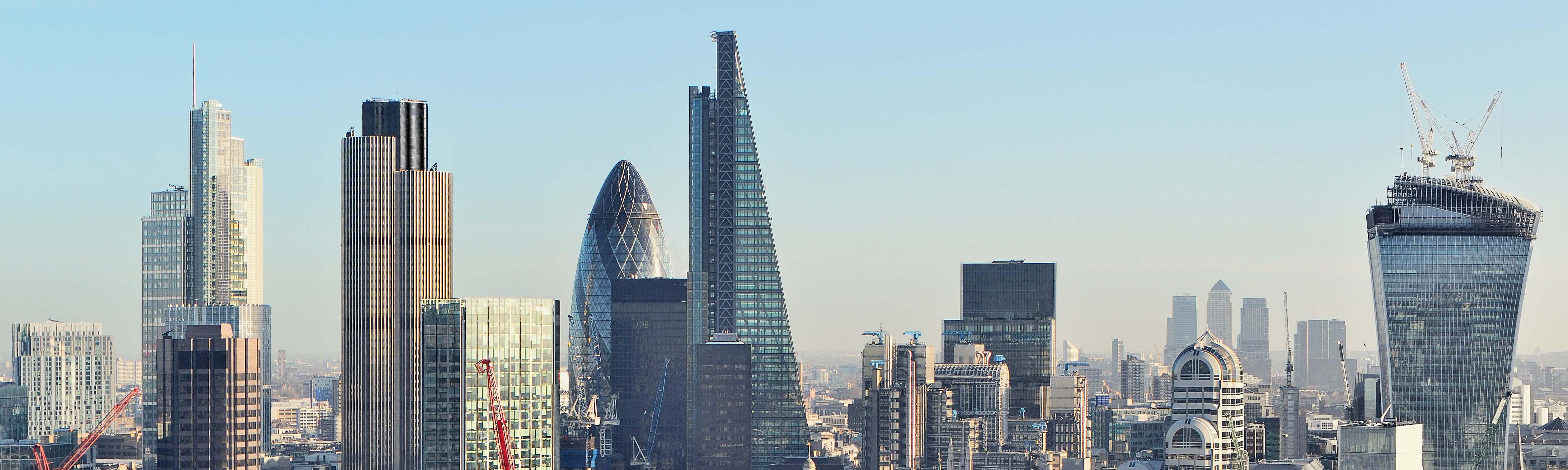 Huur een zaal De City Londen