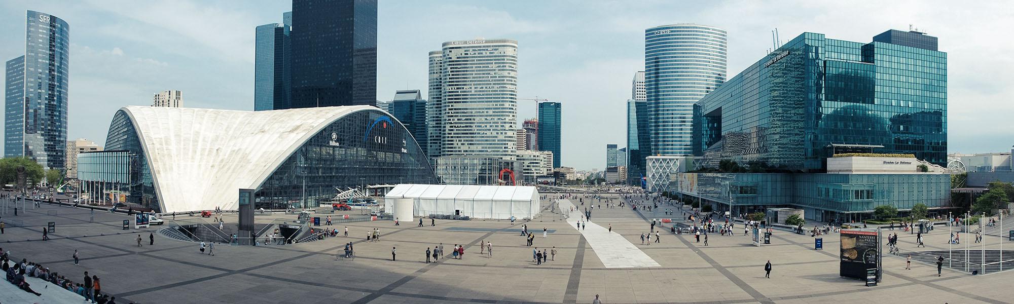 Huur een zaal La Défense