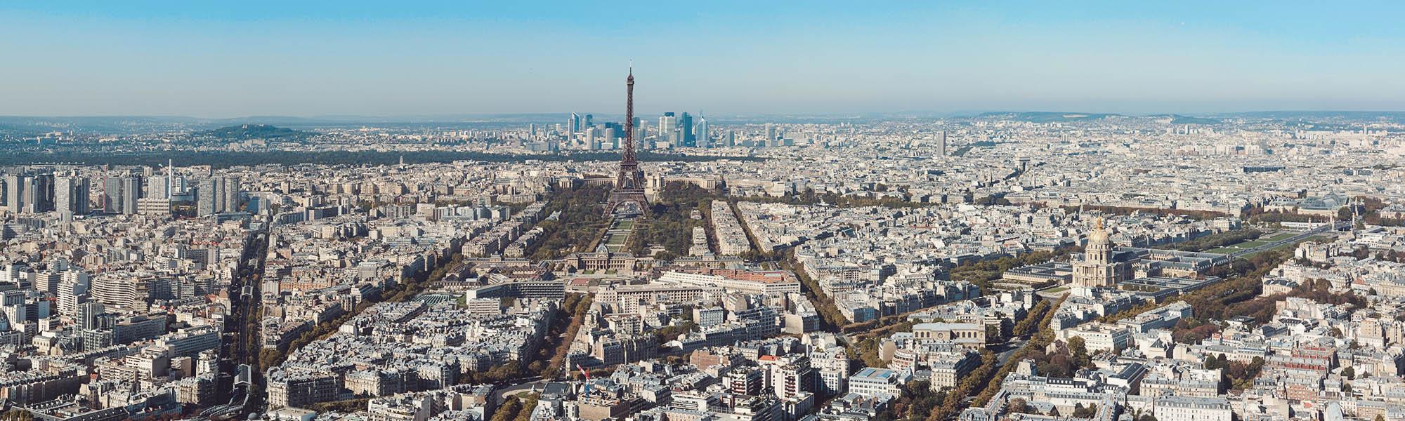 Nos salles de réunion à Paris