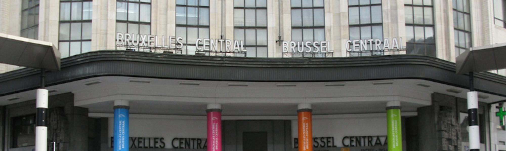 Huur een zaal Brussel-Centraal