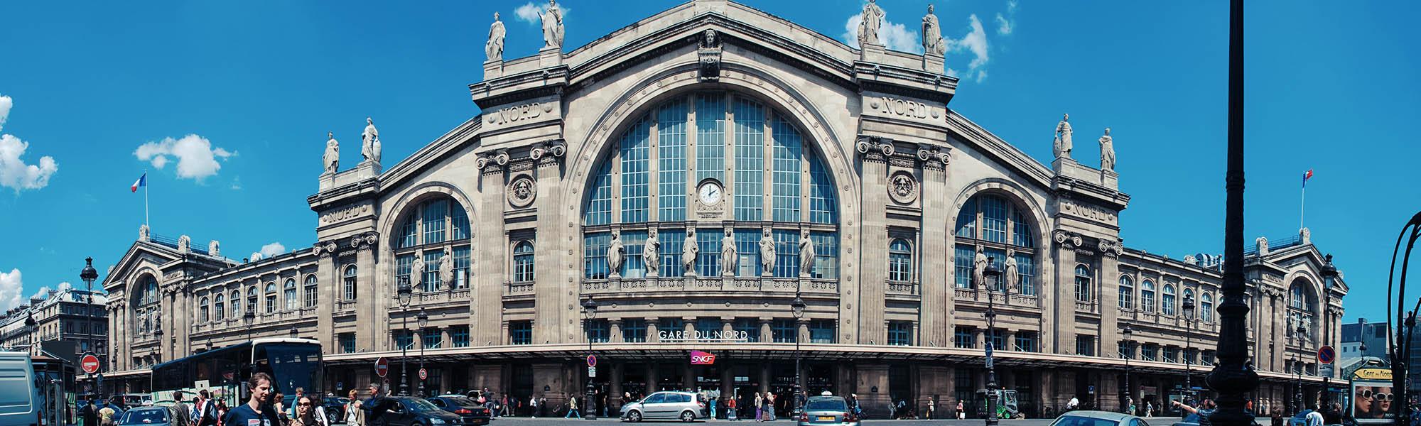 Huur een zaal Gare du Nord