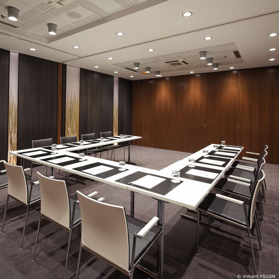 salle de r union design et modulable au centre de paris esm ralda 1. Black Bedroom Furniture Sets. Home Design Ideas