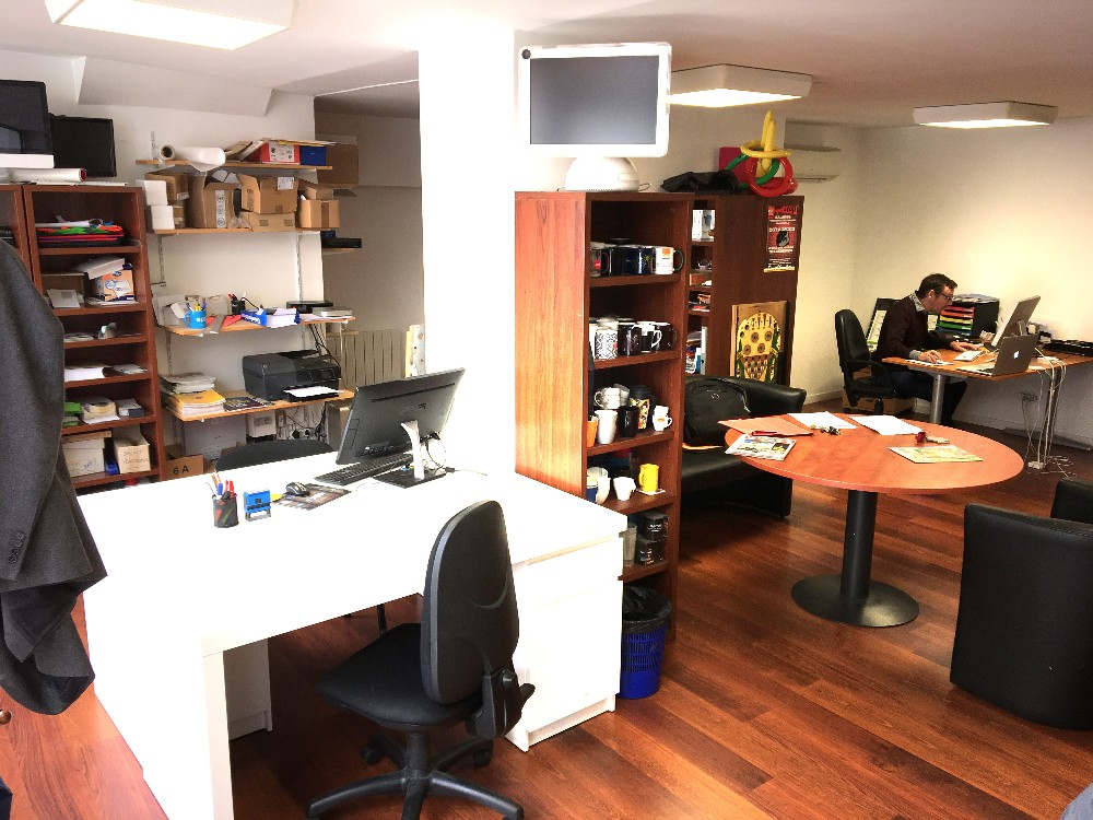 Rent individual office in the 9th arrondissement of lyon