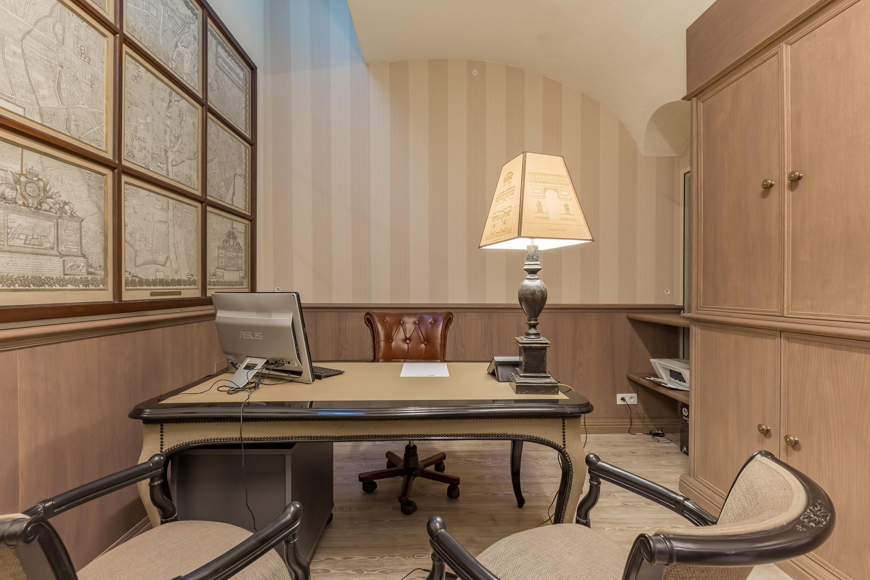 Bureau individuel dans prestigieux centre d 39 affaires saint germain des pr s - Bureau de poste paris 12 ...