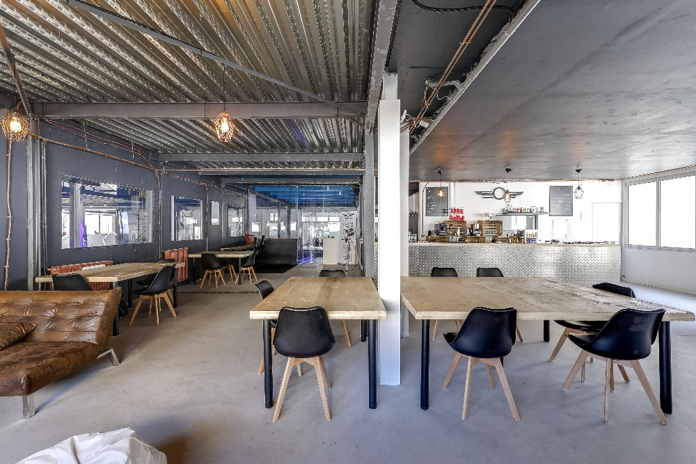 Espace atypique malakoff pour l 39 organisation de votre v nement entreprise ambiance loft - Loft industriel playing circle ...