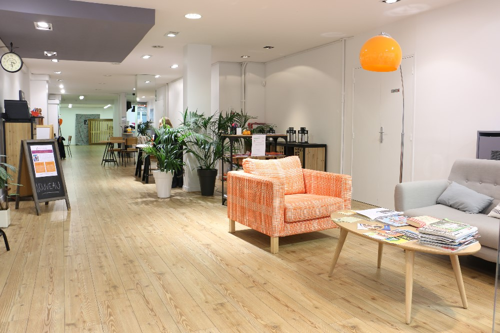 espace atypique paris grand workshop de 215m avec verri re. Black Bedroom Furniture Sets. Home Design Ideas