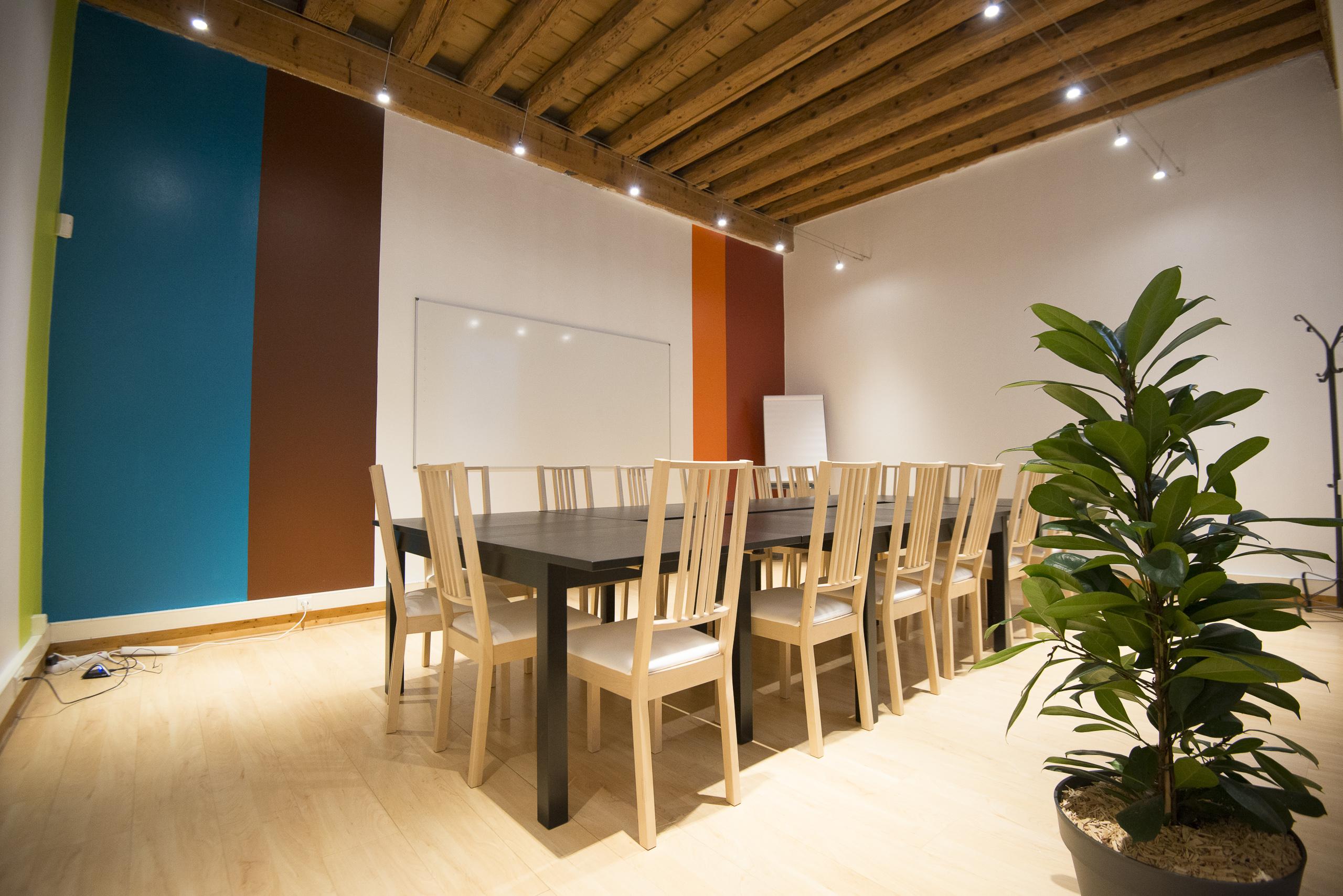 Location de la salle Picchu pour vos réunions et formations
