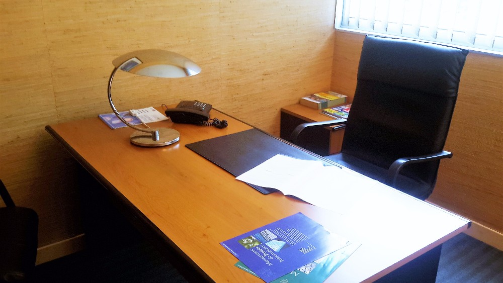Rent individual office in toulouse area near the arena and patte d oie