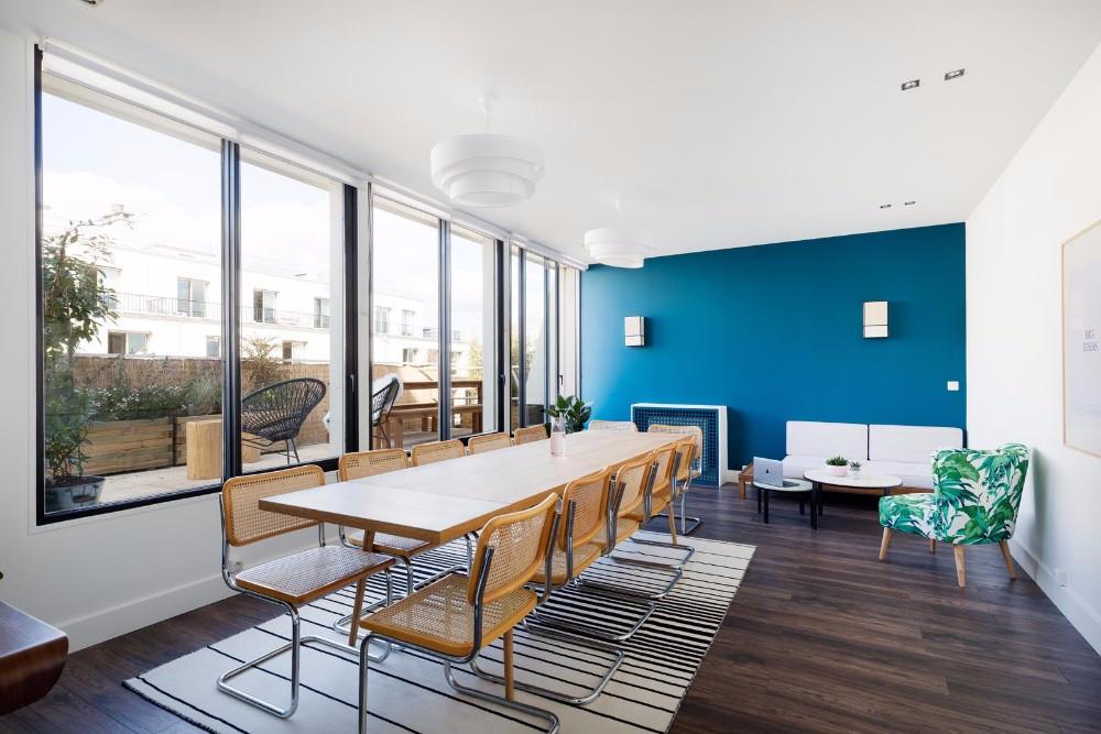Location espace atypique avec terrasse dans le 8 me arrondissement de paris - Location atypique paris ...