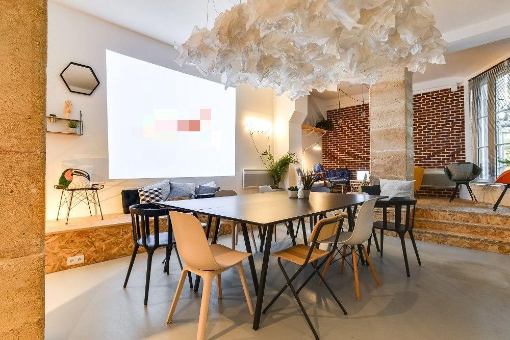 location salle atypique paris loft industriel 55m. Black Bedroom Furniture Sets. Home Design Ideas