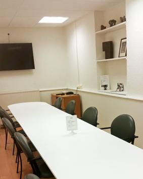 Salle de réunion Leonor Fini idéalement située au cœur du quartier européen à Schuman