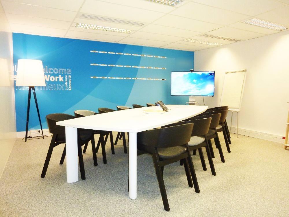 Location salle de r union moderne et lumineuse alfortville for Reglementation capacite salle de reunion
