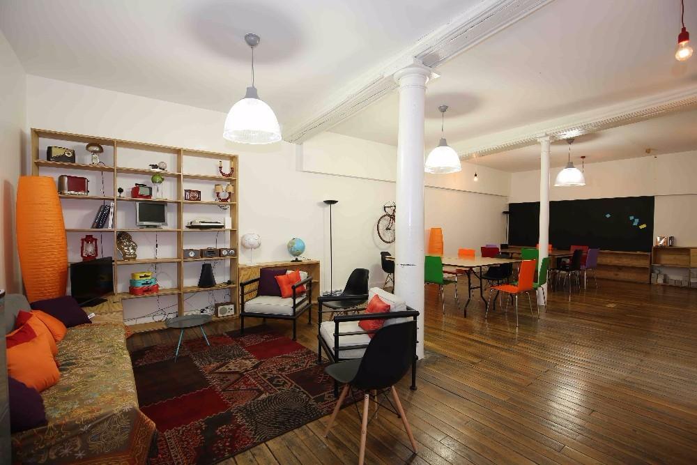 espace v nements salle de r union jusqu 35 personnes paris proche les halles. Black Bedroom Furniture Sets. Home Design Ideas