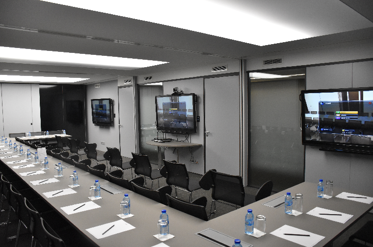 Modular Classroom Rental ~ Modular conference room rental for people in paris