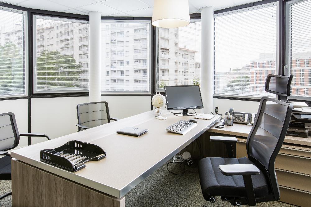 louer bureau individuel toulouse compans caffarelli. Black Bedroom Furniture Sets. Home Design Ideas