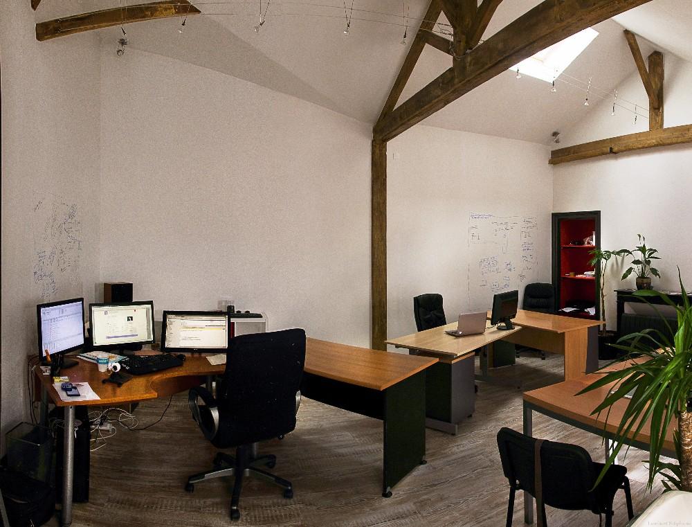 Louer poste de travail dans un espace de coworking p rigueux for Espace minimum de travail