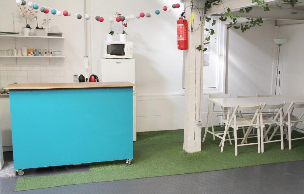 Louer atelier atypique de 70 m au c ur de paris m tro saint s bastien frois - Atelier location paris ...