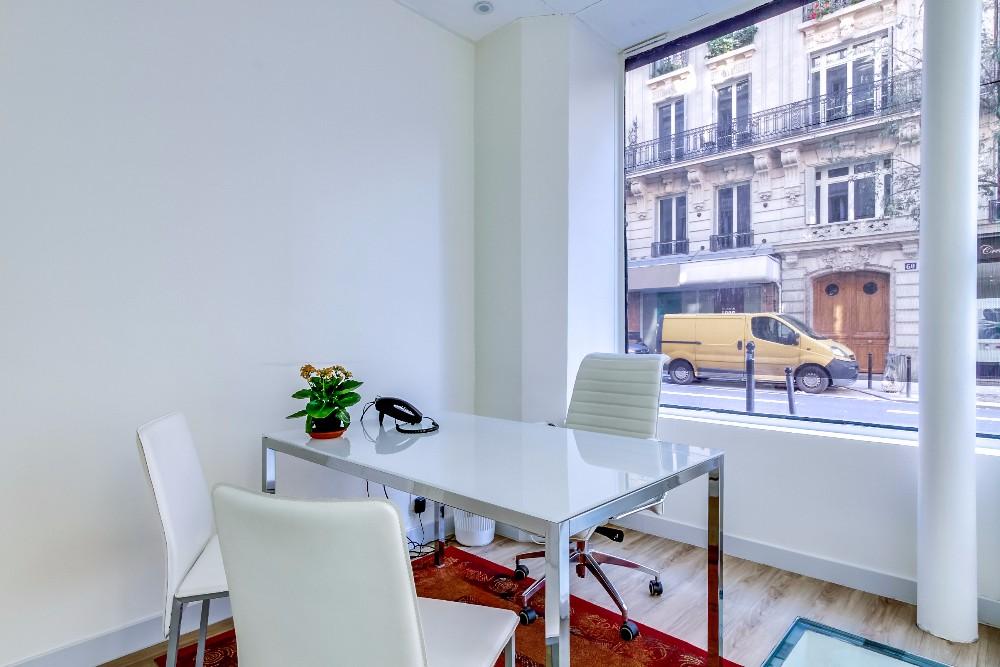 r server un bureau id al pour entretiens professionnels. Black Bedroom Furniture Sets. Home Design Ideas