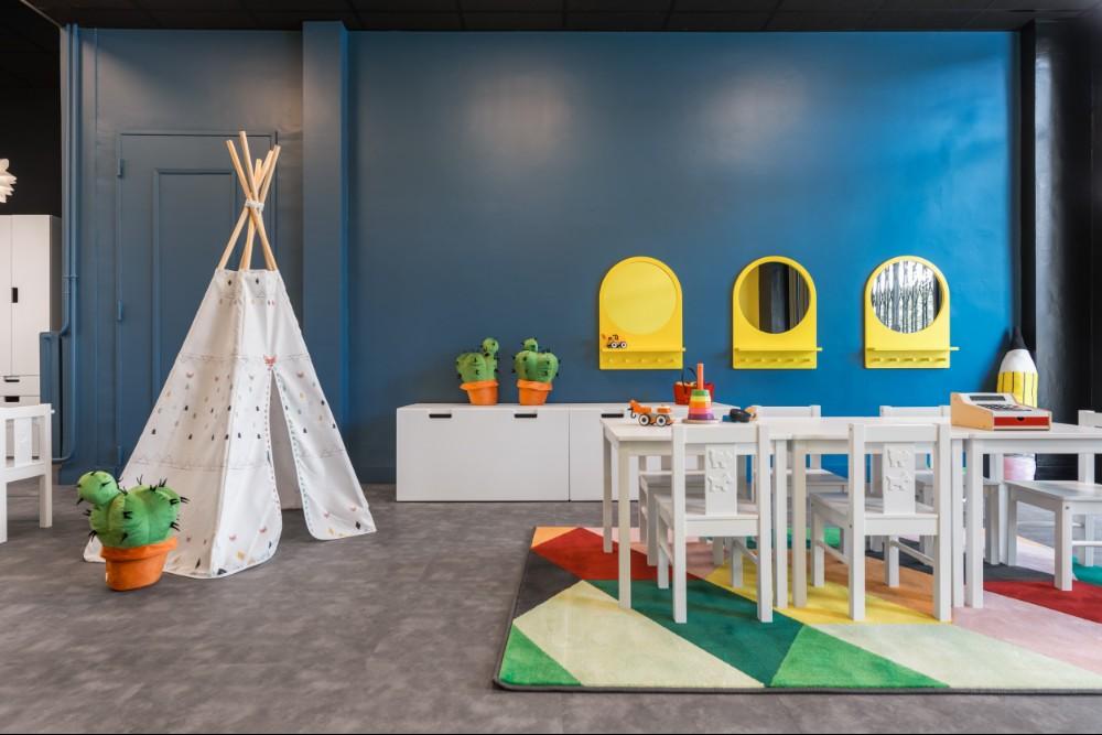 salle de cr ativit nantes espace atypique modulable 80m. Black Bedroom Furniture Sets. Home Design Ideas