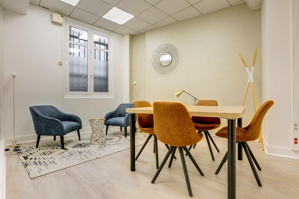 salle de r union atypique paris calme et chaleureuse. Black Bedroom Furniture Sets. Home Design Ideas