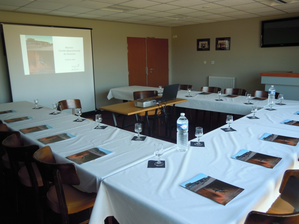 Meeting room in the centre of bretagne between rennes and vannes