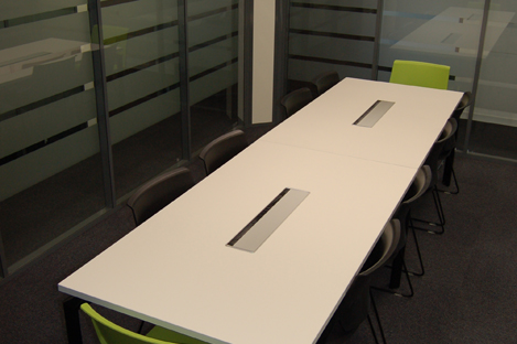 Training or meeting room for 10 people in Villeurbanne
