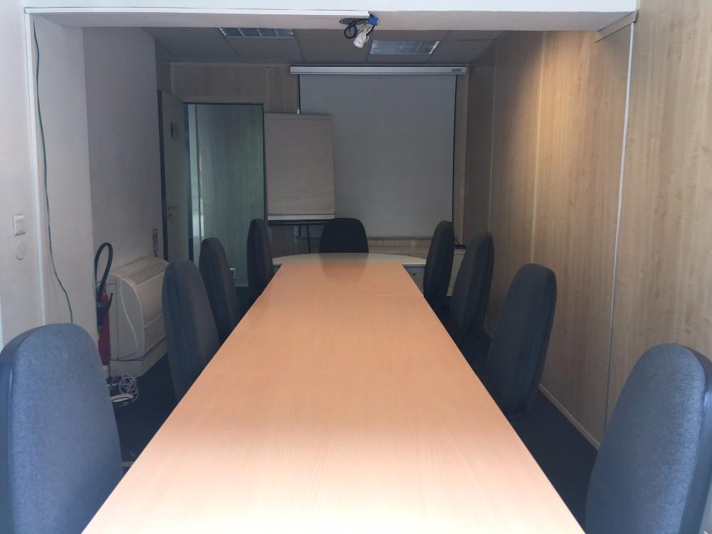 Location espace de r union lumineuse pour 12 personnes - 1 place de la porte de versailles 75015 ...