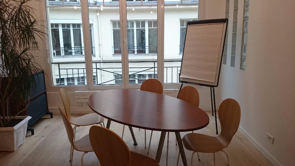 Salle de réunion 8 personnes place de la Madeleine