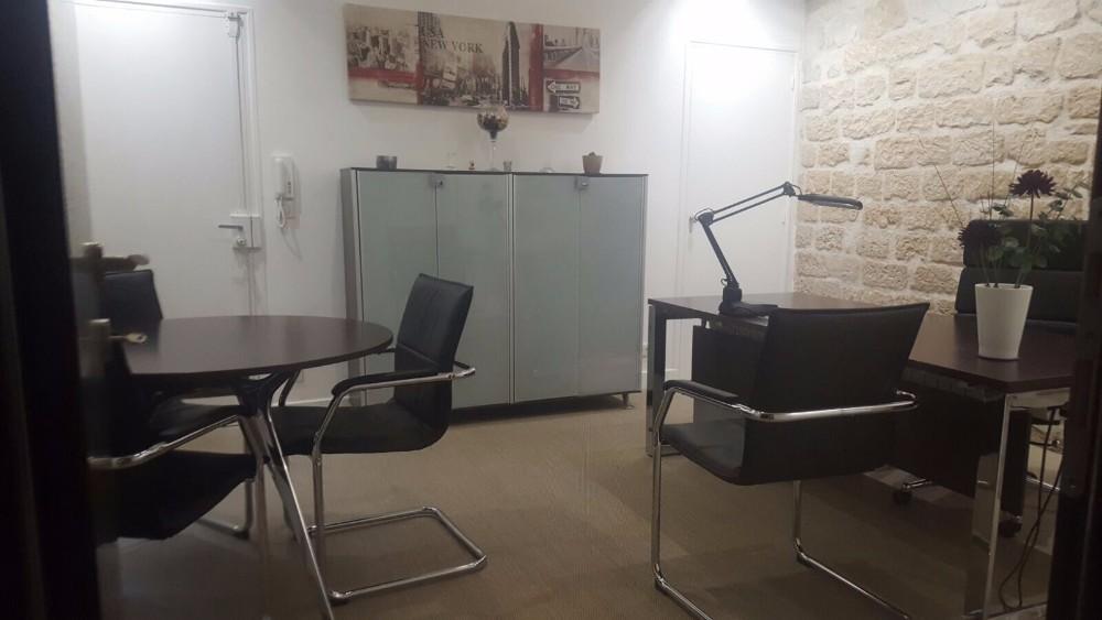 salle de r union type bureau de direction pour 4 dans le 2 me arrondissement de paris