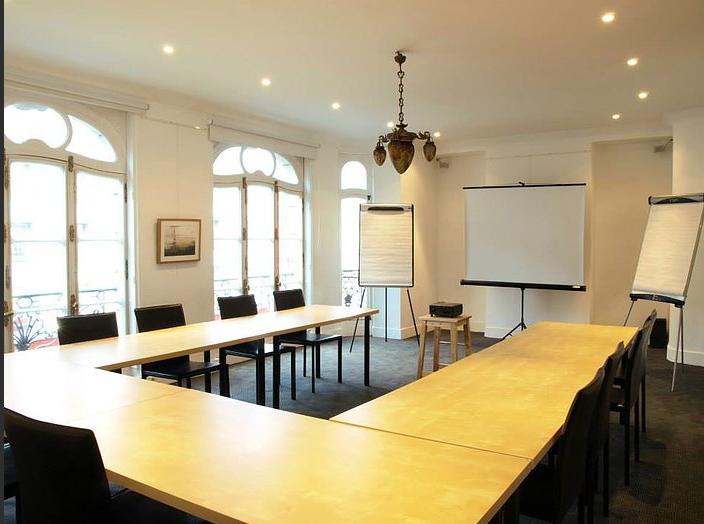 R servation salle de formation paris pour 20 personnes for Salon de the chatelet