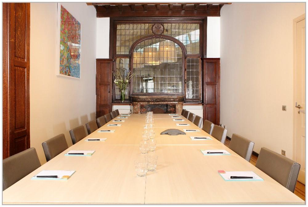 Salle de réunion Victor Horta située au centre de Bruxelles à proximité de la gare Bruxelles Centrale